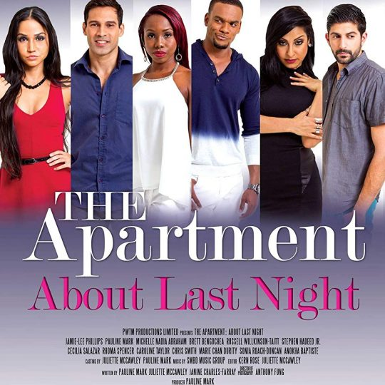 Image Caption: Featured image for 'The Apartment, About Last Night'.