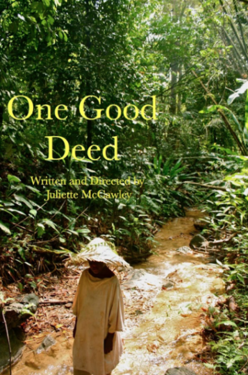Image Caption: Featured image for 'One Good Deed'.