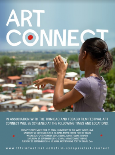 Image Caption: Featured image for 'Art Connect'.