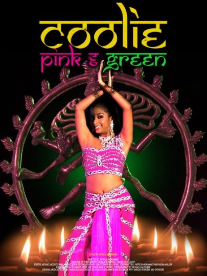 Image Caption: Featured image for 'Coolie Pink and Green'.