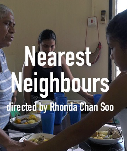 Image Caption: Featured image for 'Nearest Neighbours'.—Click to read this profile.