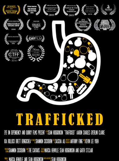 Image Caption: Featured image for 'Trafficked'.—Click to read this profile.