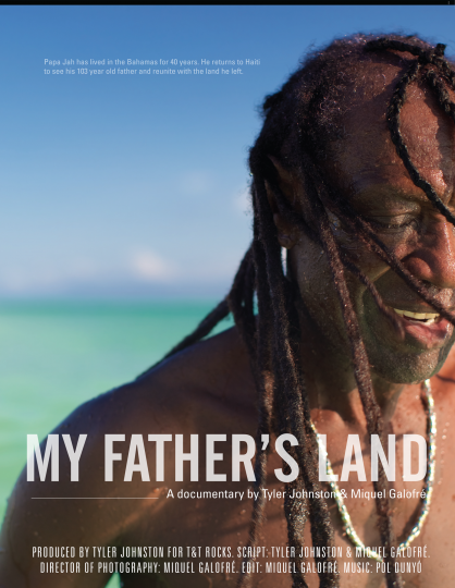 Image Caption: Featured image for 'My Father's Land'.