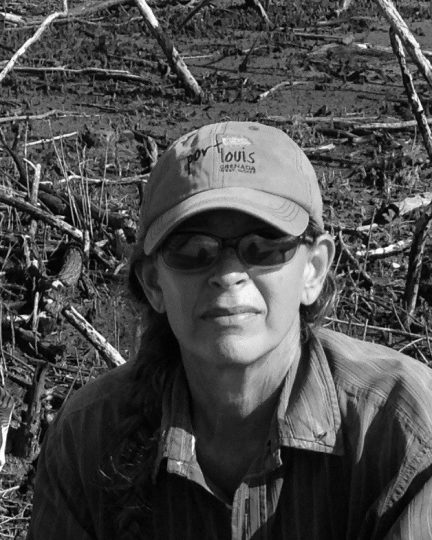 Image Caption: Portrait of Filmmaker, Laura Facey.
