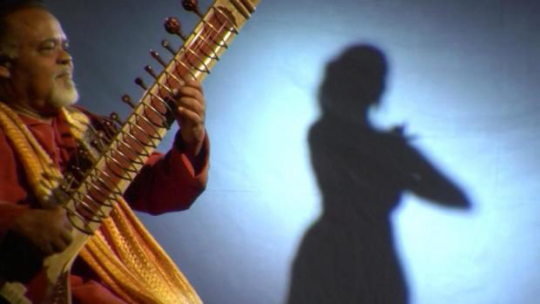 Image Caption: Featured image for 'Seventeen Colours and a Sitar'.