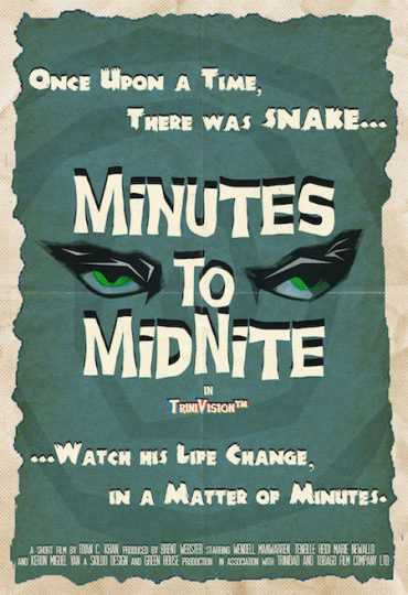 Image Caption: Featured image for 'Minutes to Midnite'.