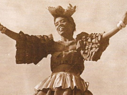 Image Caption: Featured image for 'Julia and Joyce: Two Stories of Two Dance Pioneers'.