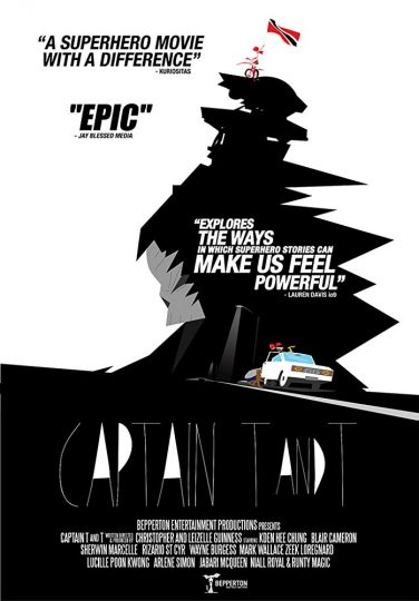 Image Caption: Featured image for 'Captain T&T'.