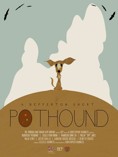 Image Caption: Featured image for 'Pothound'.