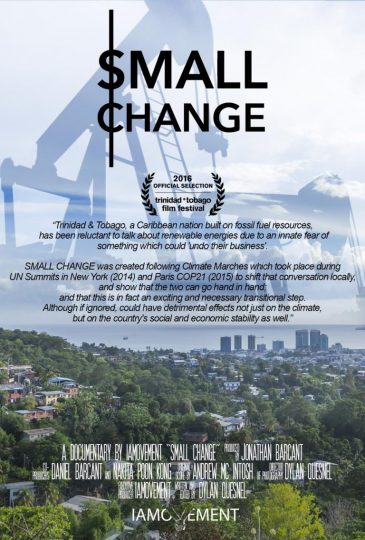 Image Caption: Featured image for 'Small Change'.—Click to read this profile.