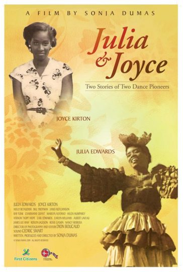 Image Caption: Featured image for 'Julia and Joyce: Two Stories of Two Dance Pioneers'.—Click to read this profile.