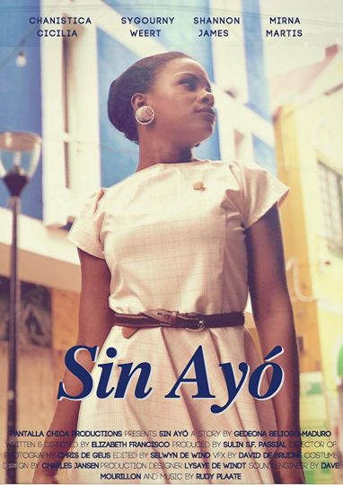Image Caption: Featured image for 'Sin Ayo (No Goodbye)'.