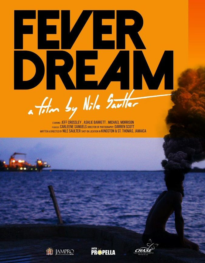 Image Caption: Featured image for 'Fever Dream'.