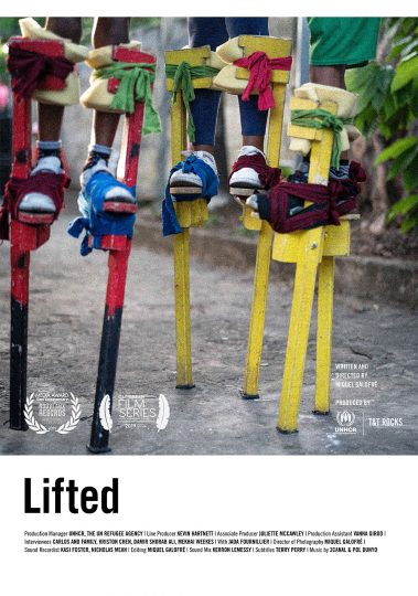 Image Caption: Featured image for 'Lifted'.