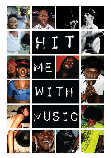 Image Caption: Featured image for 'Hit Me With Music'.