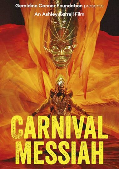 Image Caption: Featured image for 'Carnival Messiah'.