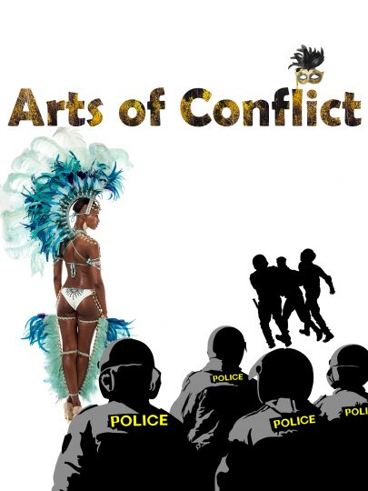 Image Caption: Featured image for 'Arts of Conflict'.