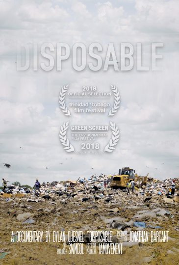 Image Caption: Featured image for 'Disposable'.