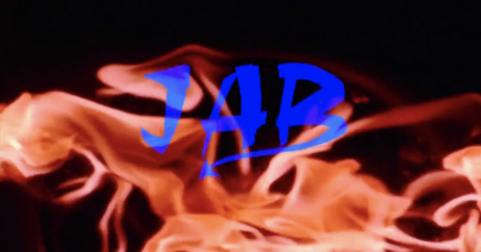 Image Caption: Featured image for 'Jab! The Blue Devils of Paramin'.