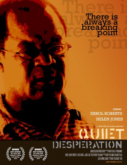 Image Caption: Featured image for 'Quiet Desperation'.—Click to read this profile.