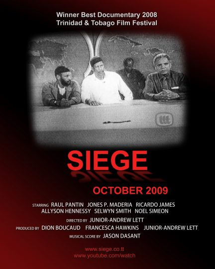 Image Caption: Featured image for 'Siege'.