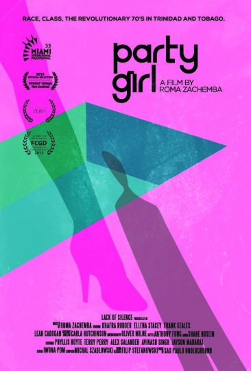 Image Caption: Featured image for 'Party Girl'.—Click to read this profile.
