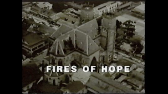 Image Caption: Featured image for 'Fires of Hope'.