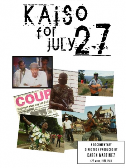 Image Caption: Featured image for 'Kaiso for July 27'.