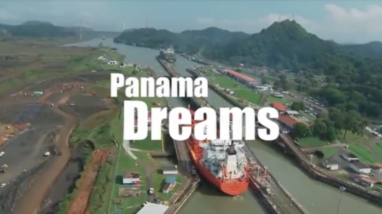 Image Caption: Featured image for 'Panama Dreams'.