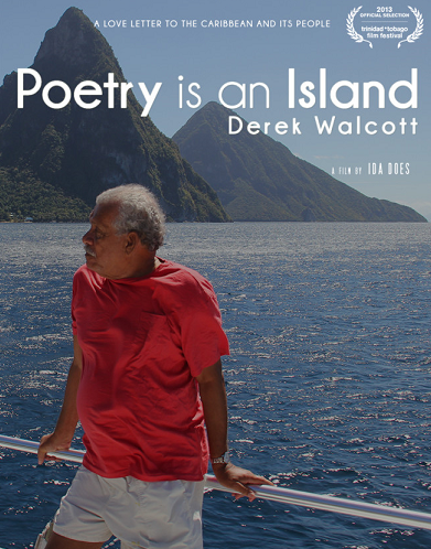 Image Caption: Featured image for 'Poetry is an island'.—Click to read this profile.