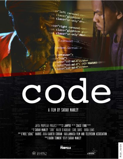 Image Caption: Featured image for 'CODE'.