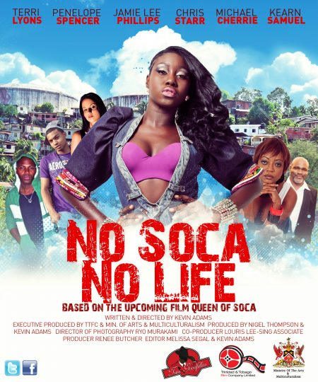 Image Caption: Featured image for 'No Soca No Life'.—Click to read this profile.